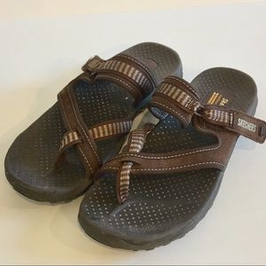 Skechers Outdoors Strappy Comfort Sandals 9